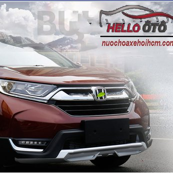 Ốp Cản Trước Sau Honda CR-V 2018