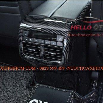 Ốp Cacbon Bảo Vệ Trụ Con Ngựa Mazda CX8 2018-2020