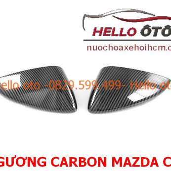 Ốp carbon gương chiếu hậu Mazda CX30