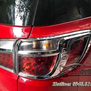 Ốp Viền Đèn Sau Chevrolet Trailblazer