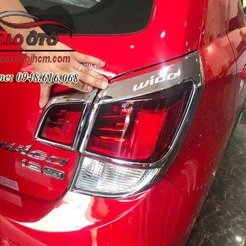 Ốp Viền Đèn Sau Toyota Wigo