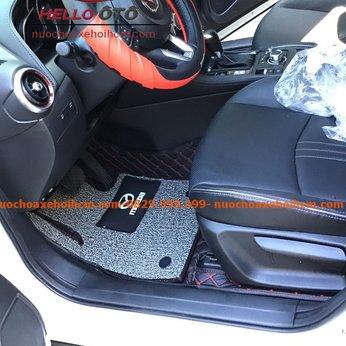 Thảm lót sàn 6D Mazda CX3 2021