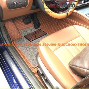 Thảm lót sàn 6D Vinfast Lux A2.0 2020