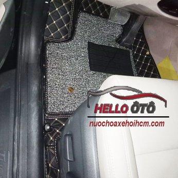 Thảm Lót Sàn ô tô 6D Hyundai Tucson 2018