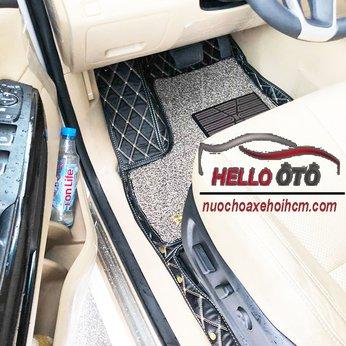 Thảm Lót sàn ô tô 6D Kia Sedona 2019