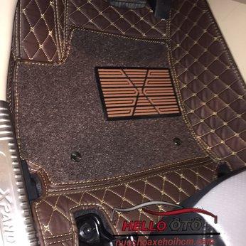 Thảm Lót Sàn ô tô 6D Mitsubishi Xpander