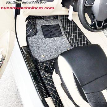 Thảm lót sàn 6D Mitsubishi Xpander 2020