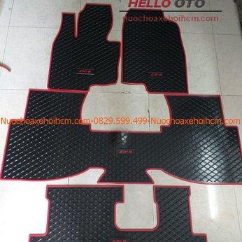 Thảm lót sàn cao su 3D MAZDA CX8 2018-2020 HÀNG VIỆT NAM SẢN XUẤT