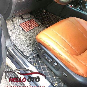 Thảm Lót Sàn ô tô 6D Lexus LX570