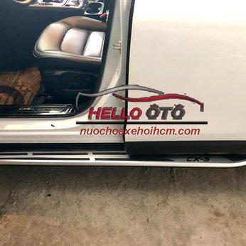 Bệ Bước Chân Mazda CX5 2018
