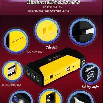 Bộ Kích Bình Ô tô Đa Năng HIGH POWER Neo XY15