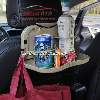 Bàn ăn sau ghế ô tô