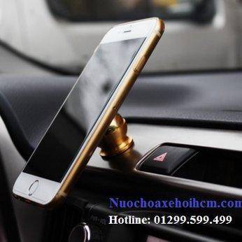 Giá đỡ điện thoại thông minh trên ô tô xoay 360 độ