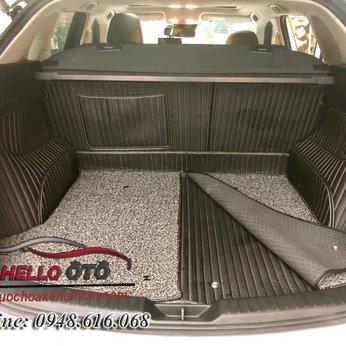 Lót cốp 6D Mazda CX5 2018