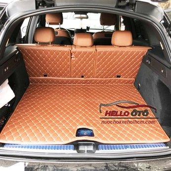 Lót Cốp Ô tô 5D Mercedes GLC300 Da Bò