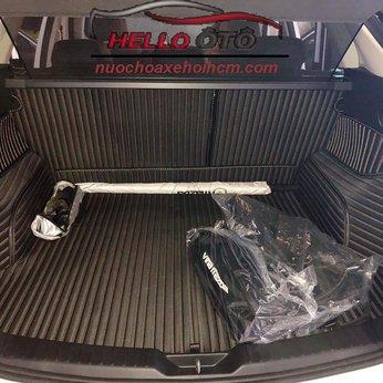 Lót Cốp Ô tô 6D Mazda CX5 2018 Da Carbon