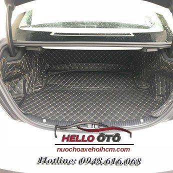 Lót Cốp Ô tô 6D Mercedes C250