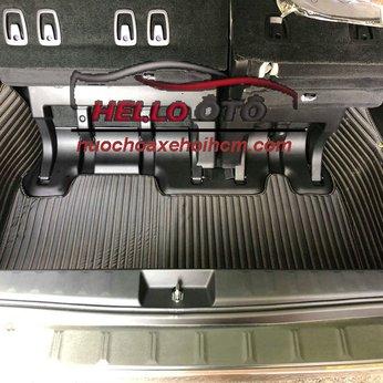 Lót Cốp Ô tô 6D Toyota Sienna