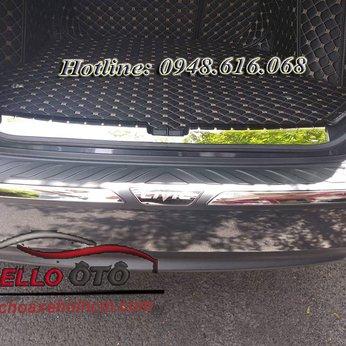 Nẹp Cốp Trong Và Ngoài Chống Trầy Honda Civic 2018