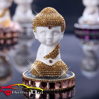 Nước Hoa Tương Phật Đính Đá Vàng