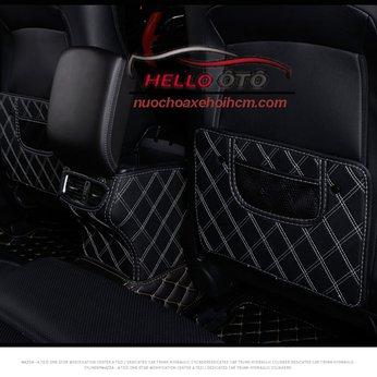 Ốp Bảo Vệ Chống Trầy Trụ Giữa Mazda 6 2017
