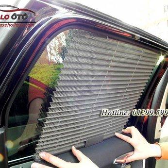 Rèm Che nắng thông minh trên ô tô (bộ 2 cái)