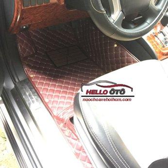 Thảm Lót Sàn 5D Mitsubishi Triton 2017