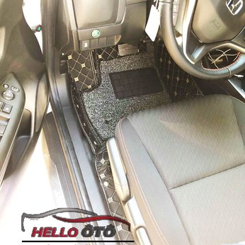 Thảm Lót Sàn 6D Honda Jazz