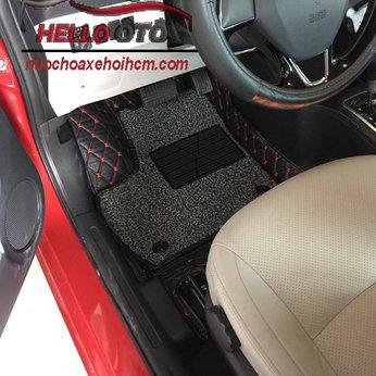 Thảm Lót Sàn 6D Mitsubishi Attrage 2017
