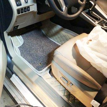 Thảm Lót Sàn ô tô 6D Mitsubishi Pajero Sport 2017