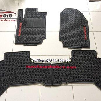 Thảm Lót Sàn Ô tô 3D Cao Su Ford ranger