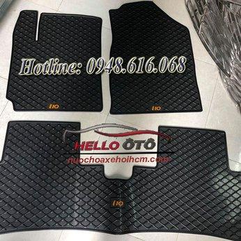 Thảm Lót Sàn Ô tô 3D Cao Su Hyundai I10