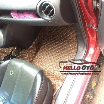Thảm lót sàn ô tô 5D Mazda 2s