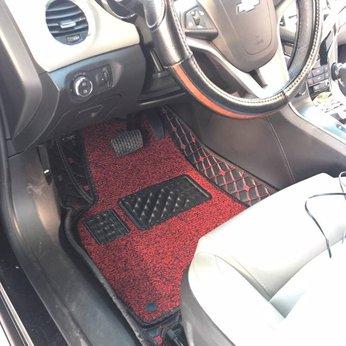 Thảm Lót Sàn Ô tô 6D Chevrolet Cruze