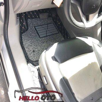 Thảm Lót Sàn Ô tô 6D Chevrolet Orlando 2018