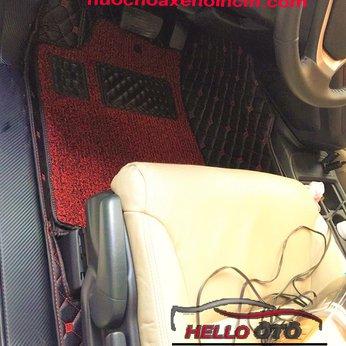 Thảm Lót Sàn Ô tô 6D Honda CRV