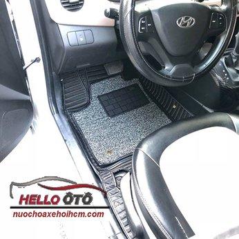 Thảm Lót Sàn Ô tô 6D Hyundai i10