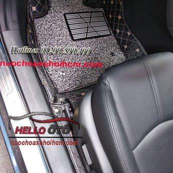 Thảm Lót Sàn Ô tô 6D Mazda 3 2018