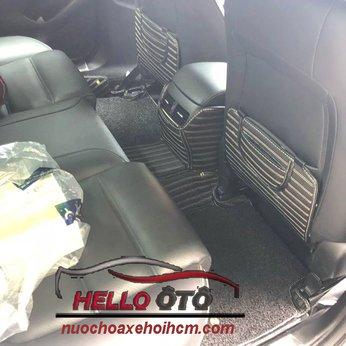 Thảm lót sàn ô tô 6D Mazda 6 2018