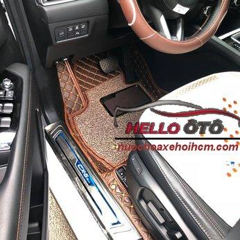 Thảm Lót Sàn Ô tô 6D Mazda CX5 2018