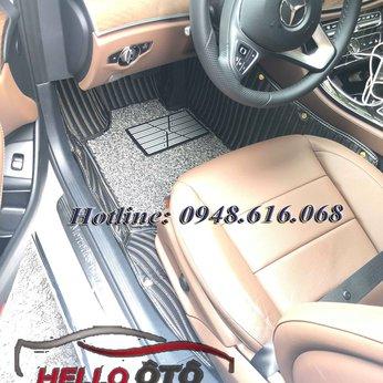 Thảm Lót Sàn Ô tô 6D Mercedes E200