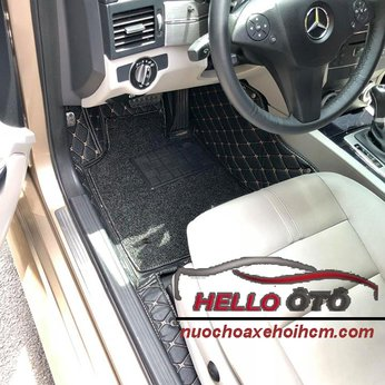 Thảm lót sàn ô tô 6D Mercedes GLK300