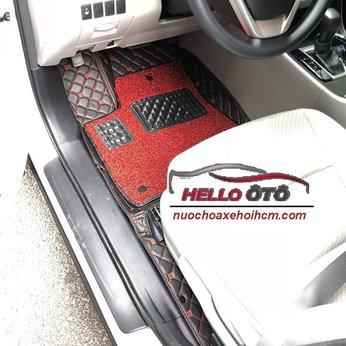 Thảm lót sàn ô tô 6D Toyota Highlander 2017