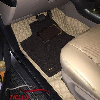 Thảm Lót Sàn Ô tô 6D Toyota Rav4