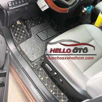 Thảm Lót Sàn Ô tô 6D Toyota Sienna