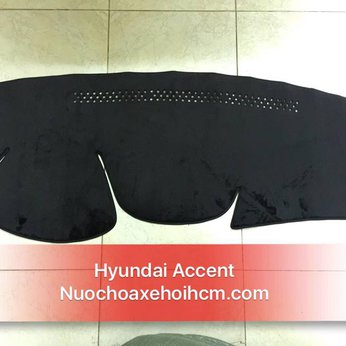 Thảm Taplo Chống Nắng Hyundai Accent