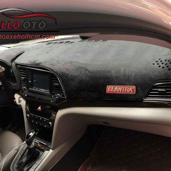 Thảm Taplo Chống Nắng Hyundai Elantra 2018