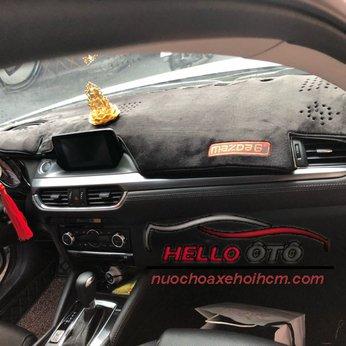Thảm Taplo Chống Nắng Mazda 6 2017