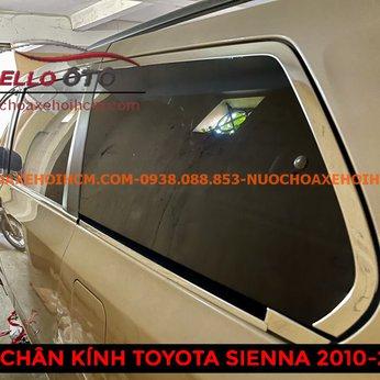 Viền Chân Kính 20 Chi Tiết Toyota Sienna 2010-2020