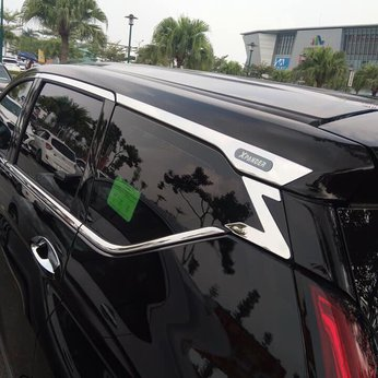Viền cong kính Mitsubishi Xpander 2018-2019